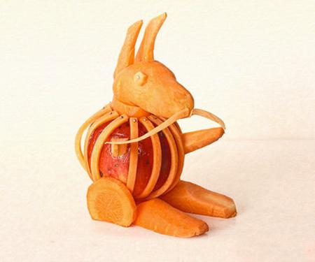 Carrot Rabbit