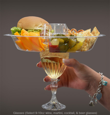 Food and Beverage Holder