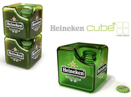 Heineken Cube by Petit Romain