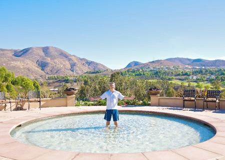 Secret Swimming Pools