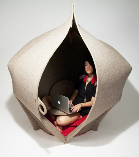 HUSH Cocoon Chair