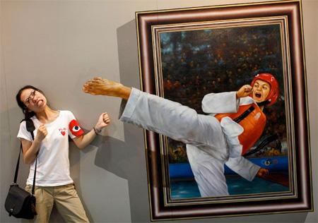 3D Art Exhibition