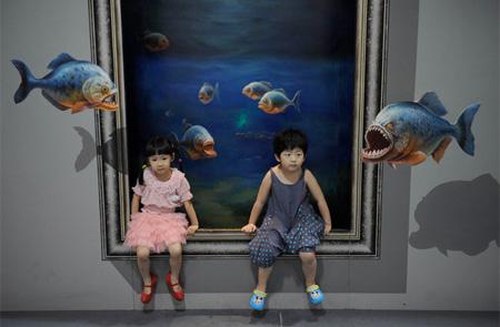 Chinese 3D Art