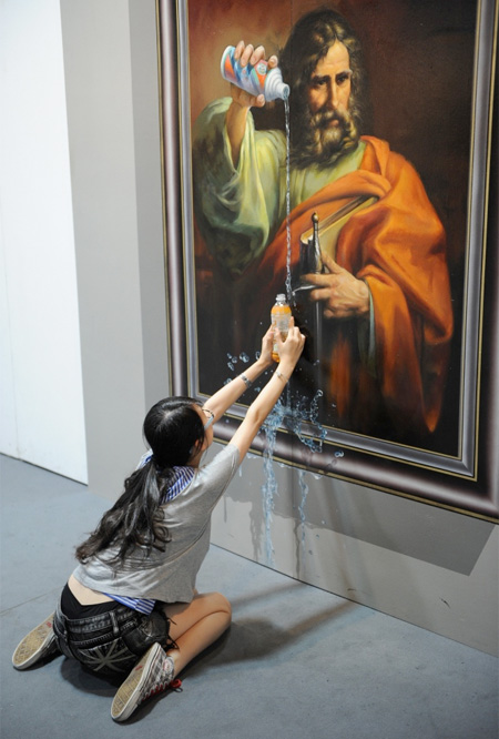 Chinese Interactive 3D Paintings