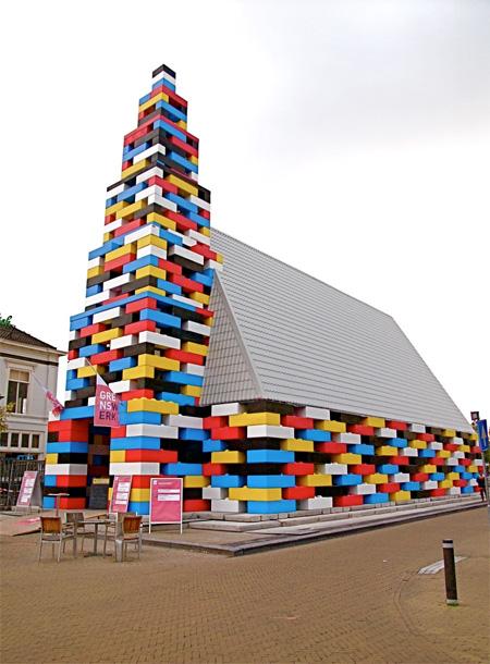 LEGO Building