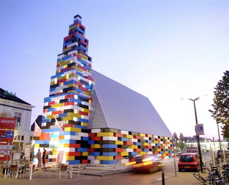 LEGO Church in Netherlands