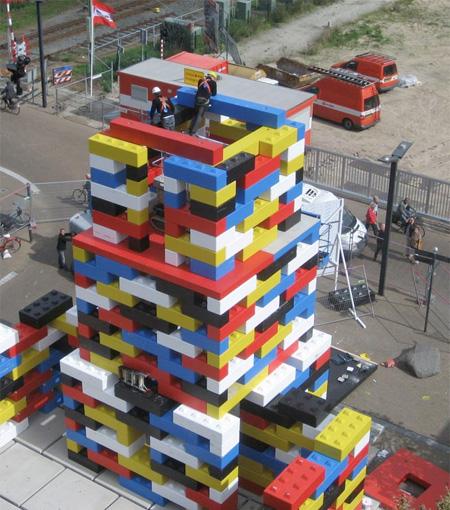 Church Made of LEGO