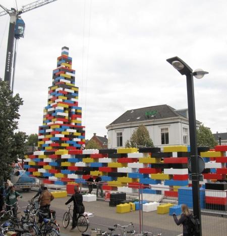 LEGO Church by LOOS.FM