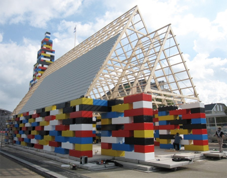 House Made of LEGO