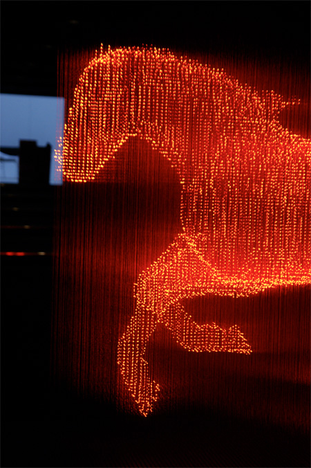 LED Light Sculptures