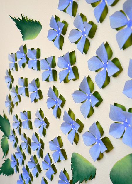 Paper Artworks by Lisa Rodden