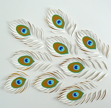 Paper Artwork by Lisa Rodden