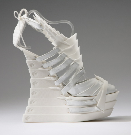 Scorpion Shoes by Janina Alleyne