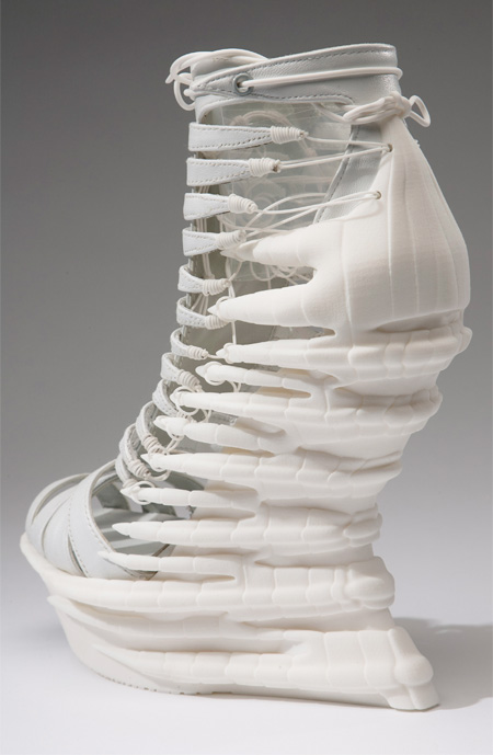 Reptile Shoes by Janina Alleyne