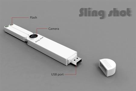 Sling Shot Digital Camera