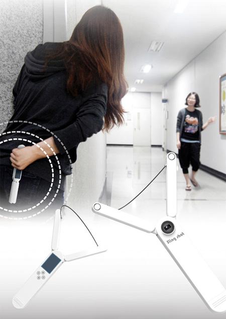 Slingshot Digital Camera