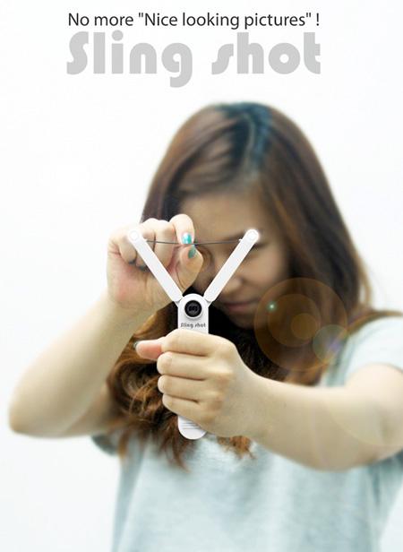 Slingshot Camera Concept