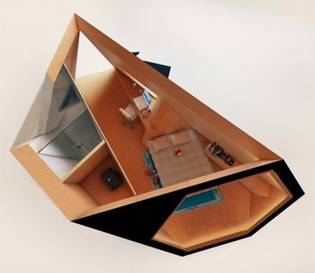 Tetra Shed Backyard Office