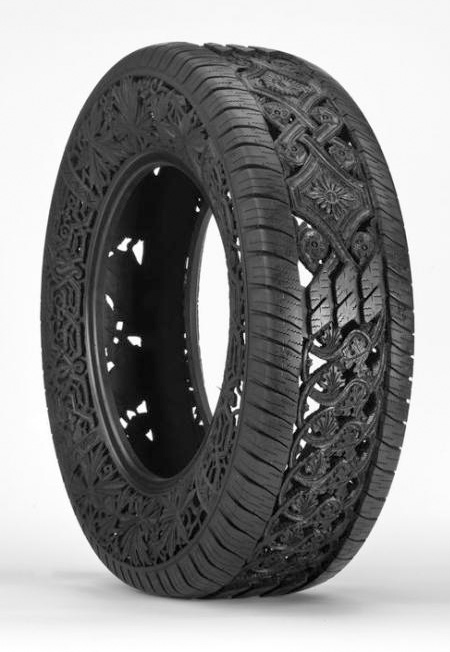 Carved Tires