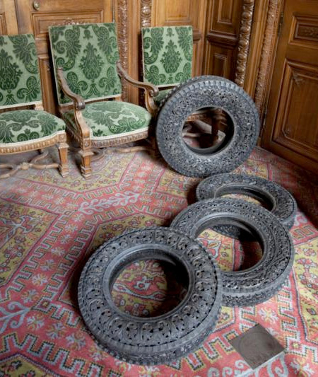 Tattooed Tires