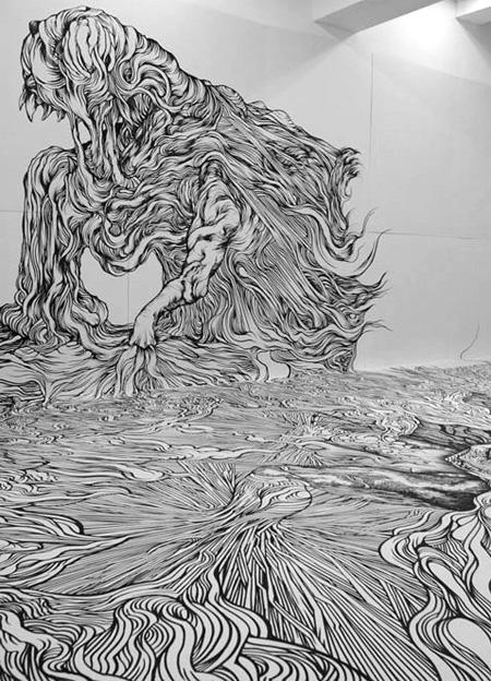 Art by Yosuke Goda