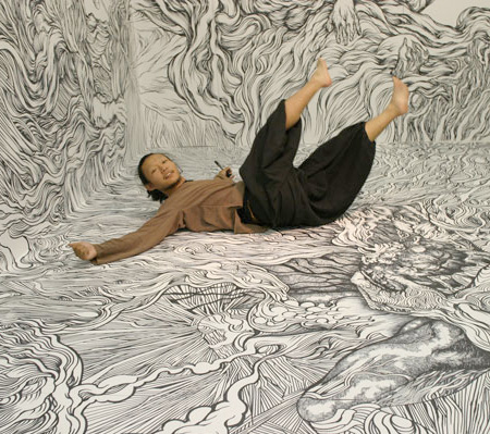 Japanese Artist Yosuke Goda