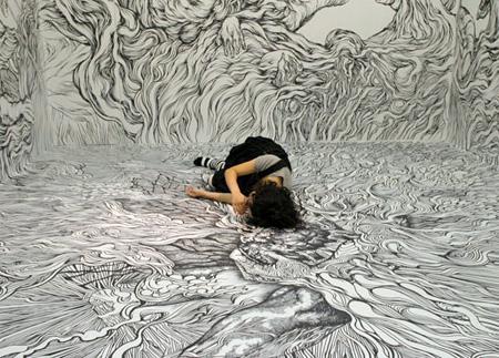 Wall Art by Yosuke Goda