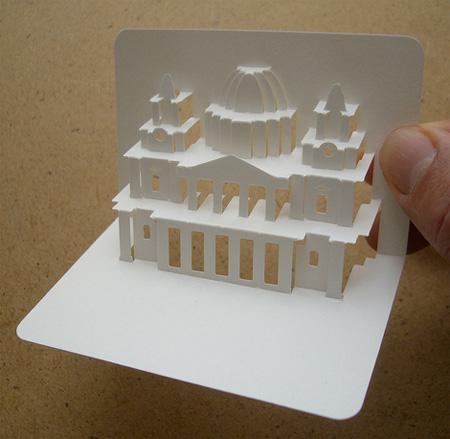 Paper Art by Elod Beregszaszi