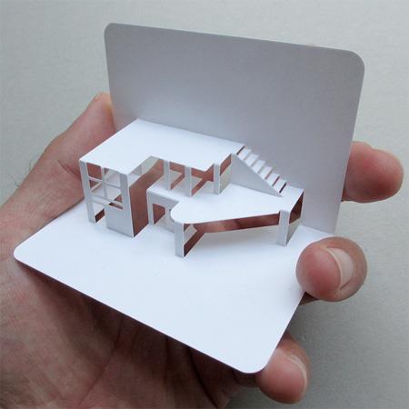 Business Cards by Elod Beregszaszi
