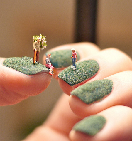 3D Fingernail Art