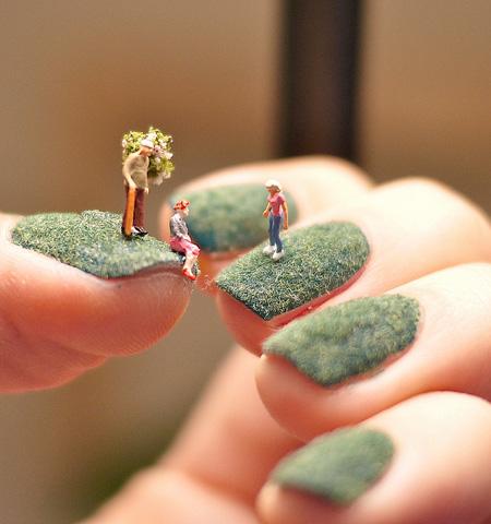 3D Fingernail Art