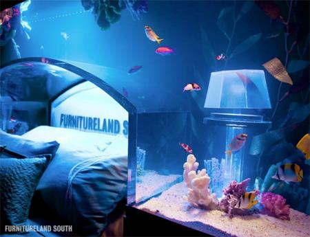 Furnitureland South Aquarium Bed