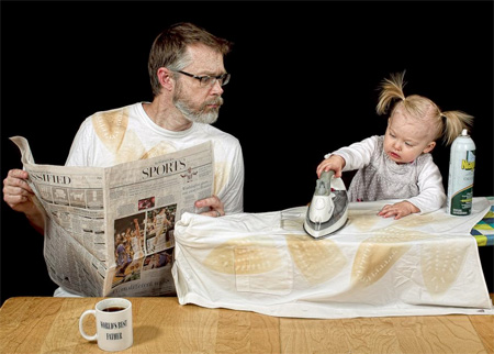 Father of the Year Photos