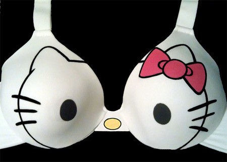 Hello Kitty Bra