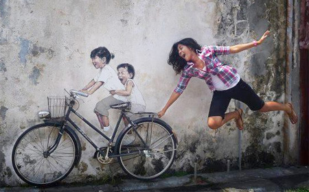 Innovative Street Art