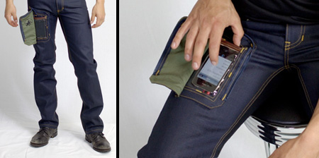 Jeans for iPhone Owners