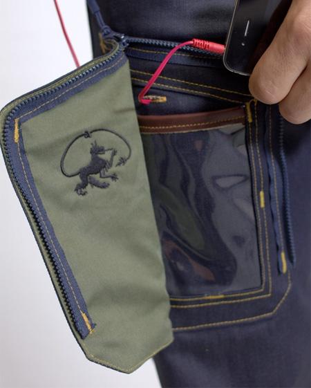 DELTA415 Wearcom Pants