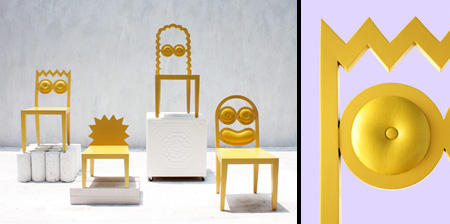 Simpsons Chairs