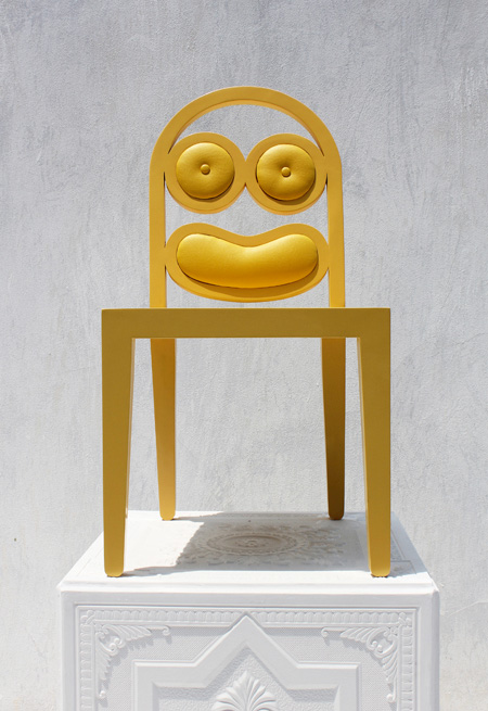 Homer Simpson Chair