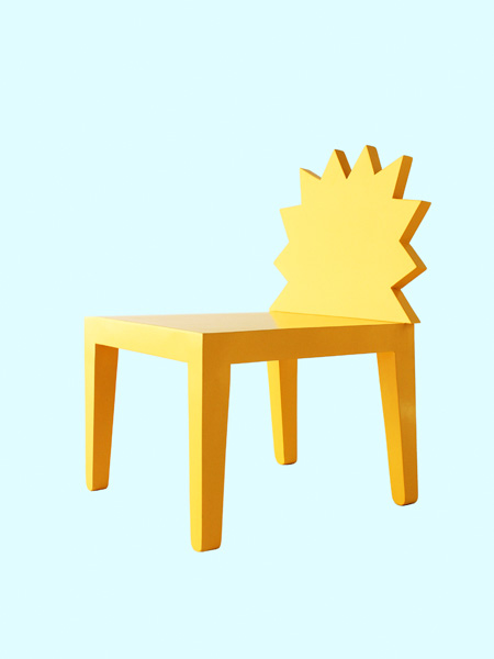 Lisa Simpson Chair