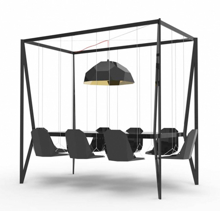 Swing Inspired Table
