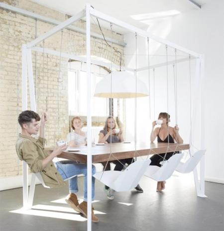 Duffy Swing Table