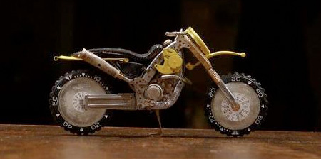 Watch Parts Motorcycles