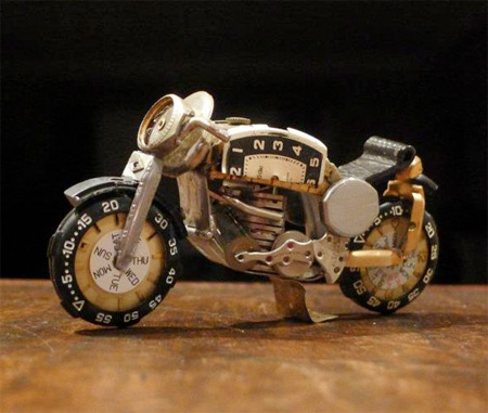 Watch Motorcycle