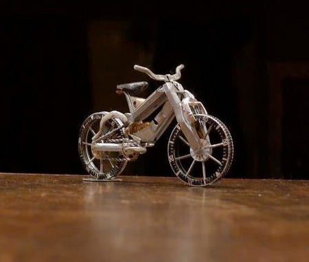 Wristwatch Motorcycle