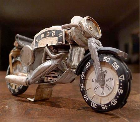 Miniature Motorcycles