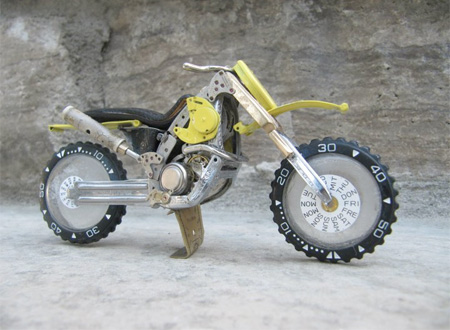 Miniature Motorcycle