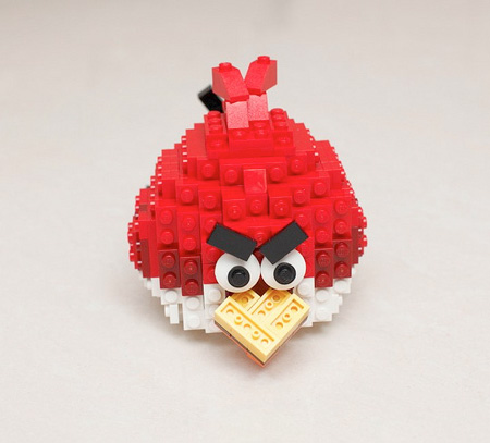 LEGO Red Bird