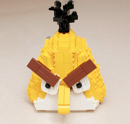 LEGO Yellow Bird
