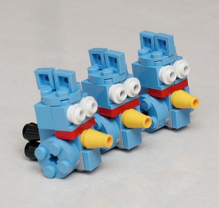 LEGO Blue Bird